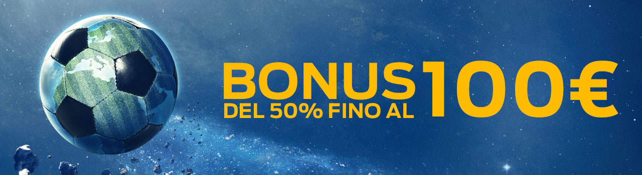 planetwin365 welcome Bonus 100€